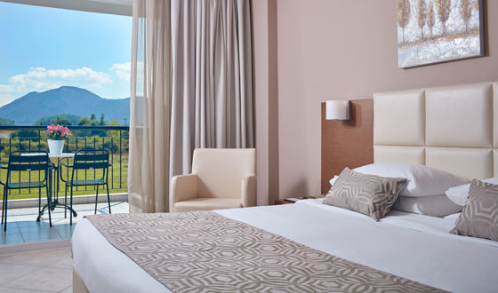 Accommodation at Ioannina city